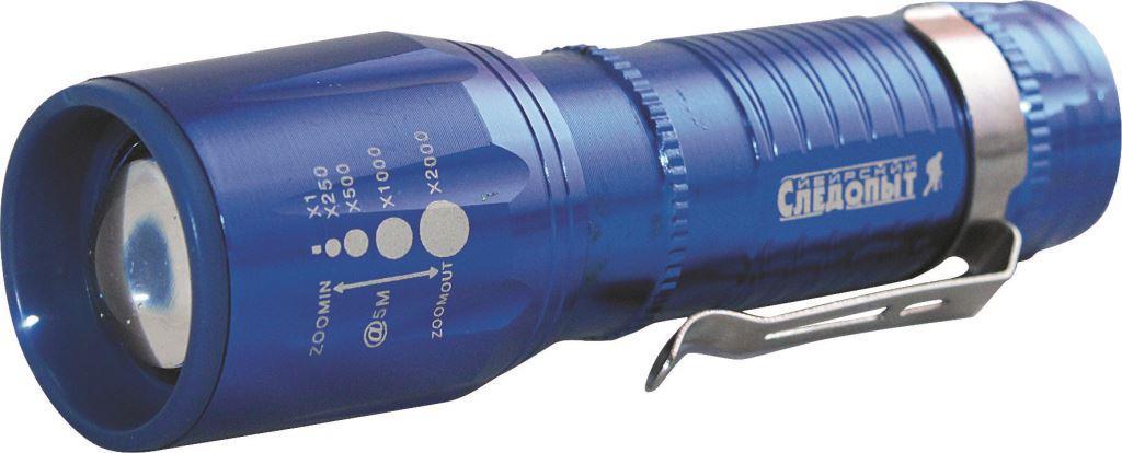 Фонарь ручной СИБИРСКИЙ СЛЕДОПЫТ Вега Фонари<br>Характеристики Вес 80 г Тип фонаря Ручные <br>Количество светодиодов 1 шт.<br>