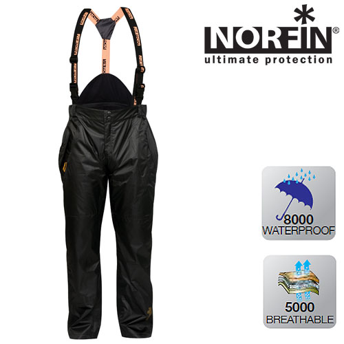 Штаны Norfin Peak Pants (XL, 521004-XL)
