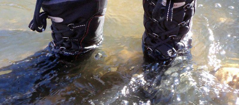 непромокаемая обувь для рыбалки