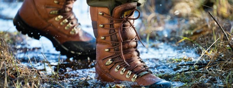 обувь для ходовой охоты
