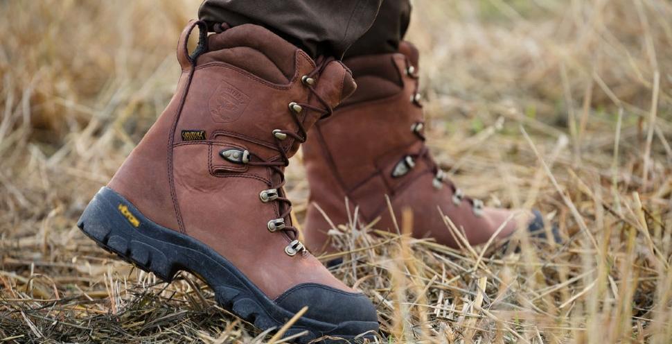 кожаная обувь для охоты